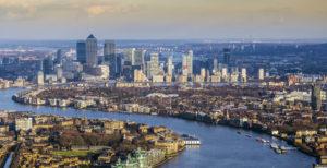London riverside property