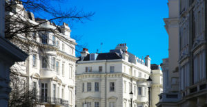 London period property