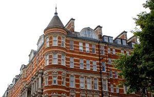 Central London property