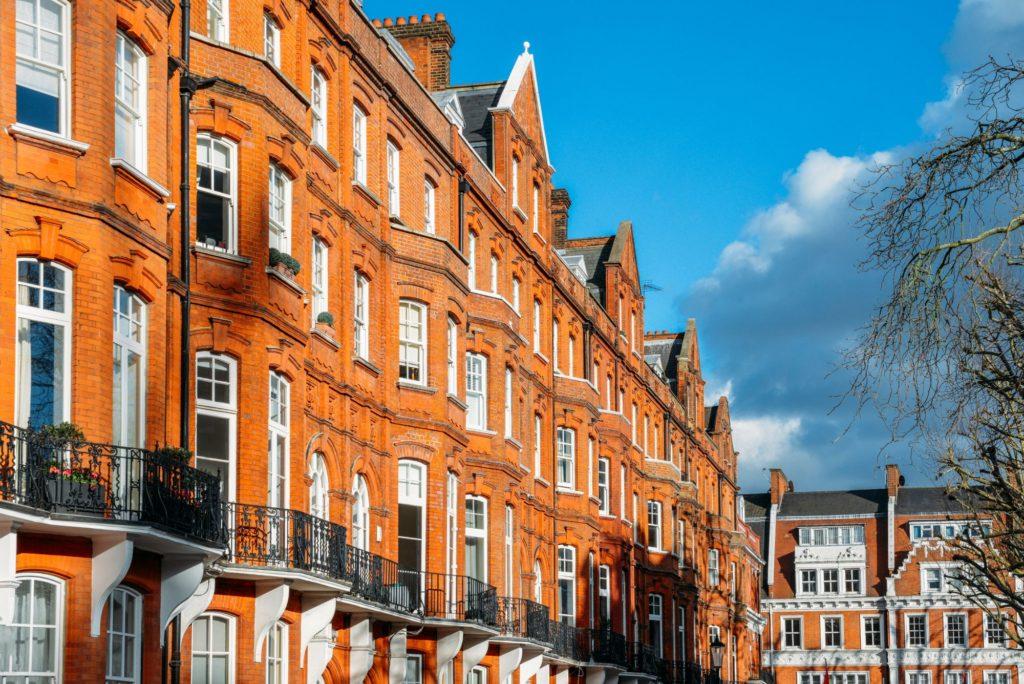 Mansion Blocks London