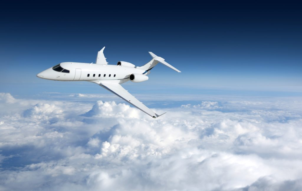 Private jet airports in London