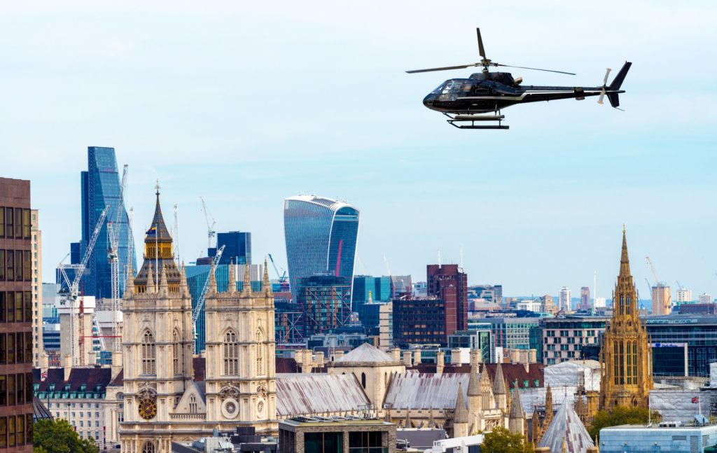 London Heliport